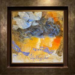Golden Gallery By Kapatays Artist Katerina Georganta Acrylics On Canvas