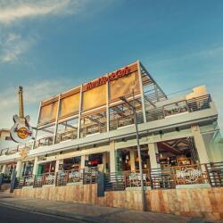 Hard Rock Cafe Ayia Napa Cyprus