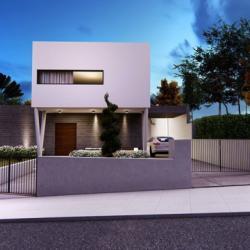 Ac Demetriou Developers Contemporaty Houses For Sale