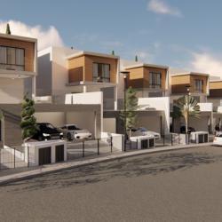 Ac Demetriou Developers Contemporaty Townhouses For Sale