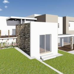Modern Villa In Panthea
