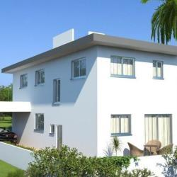 A Semi Detached Modern Unfurnished Three Bedroom Three Bathroom House For Sale In Pervolia Larnaca 3
