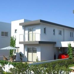 A Semi Detached Modern Unfurnished Three Bedroom Three Bathroom House For Sale In Pervolia Larnaca 4