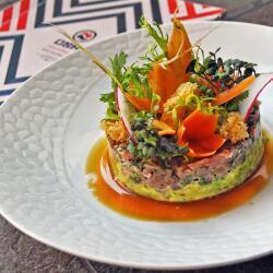 Oshi Fresh Tuna Tartar