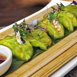 Oshi Vegetarian Gyozas
