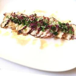Pyxida Fish Tavern Octopus Carpaccio