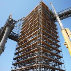 Limassol Construction Steel Tower
