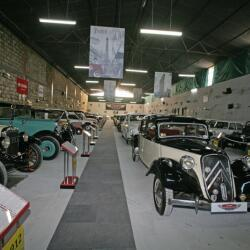 Cyprus Historic And Classic Motor Museum In Limassol