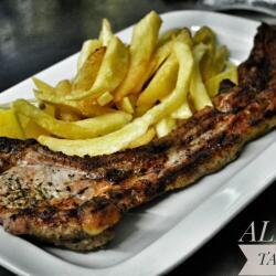 Aletri Tavern Pork Chop