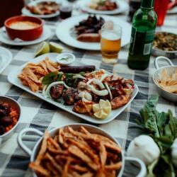 Taverna Zenon Traditional Cypriot Meze