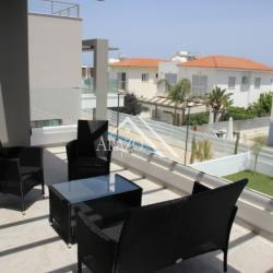 Arazo Estates 3 Bedroom Detached Villa In Pernera Balcony 2