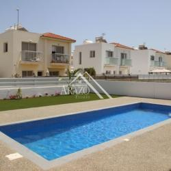 Arazo Estates 3 Bedroom Detached Villa In Pernera Pool