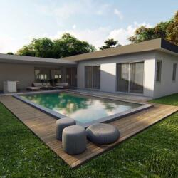 Residential Project Deftera Nicosia Three Bedroom House