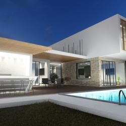 Psomas Architects Residential Project In Paphos
