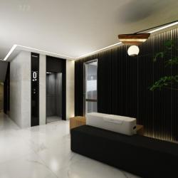 Infinity Residence Apartment For Sale Lobby
