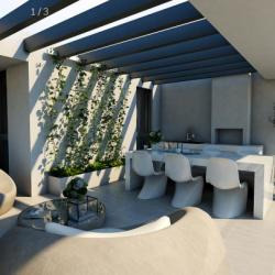 Infinity Residence Apartment For Sale Roof Garden