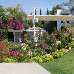 Landscape Design For House Fetisova