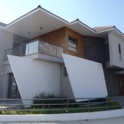 Architectural Dynamics Private Resident In Lakatamia