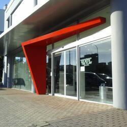 Natiotis Nicosia Entrance