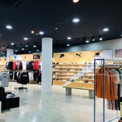 Natiotis Nicosia Ground Floor Store Design