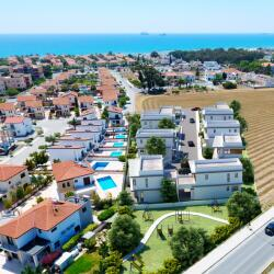 Sofia Gardens Three Bedroom Houses For Sale Dekelia Road Larnaca