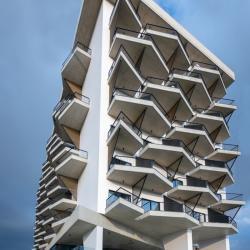 Eraclis Papachristou Architects Triangle Unic