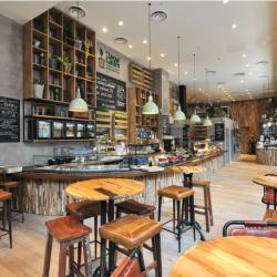 Epsilon Design And Architecture Flavour Garden Eatery