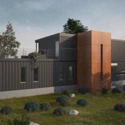 Pc House Epsilon Design And Architecture
