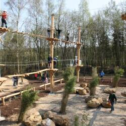 Marinas Adventure Park In Kakopetria