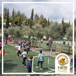 Petrides Farm Park In Nicosia