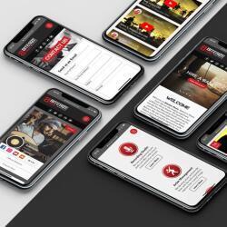 Bitesize Mobile Website