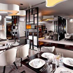 Intercontinental Hotel Restaurant Design