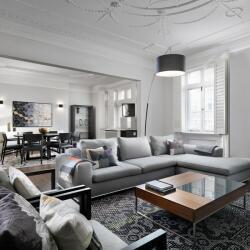 Modern Classic Interior Design