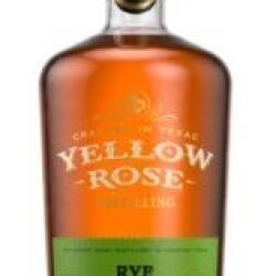 Yellow Rose Whiskey Rye