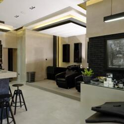 Renovation For A Hair Salon Indoors