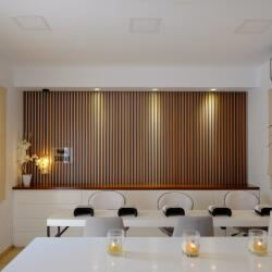 Renovationof A Beauty Spa Indoors