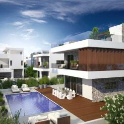 Laguna Beachfront Villas Luxurious Villas Near Paphos Marina
