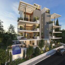 Sunnyday Luxury Apartments In Limassol