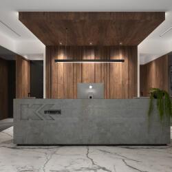 Offices Renovation Entrance Area Interior Design 02