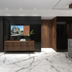 Offices Renovation Entrance Area Interior Design