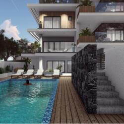 Architecrutal Design For G And M Residential Complex In Limassol