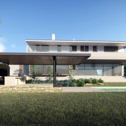 Villa At Mesovounia