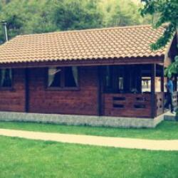 Timbwer Wood House