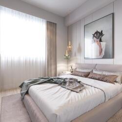 Elizabeth Tower 2 Bedroom Apartments