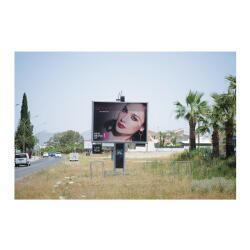 Revlon Perfect U Outdoor Campaign