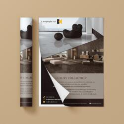 Sanitary Ware Flyer Design