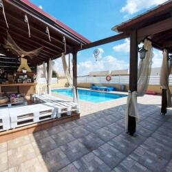 Magnificent Detached House Of Three Bedrooms Available For Sale In Lakatamia