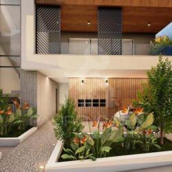 Penthouse Of Two Bedrooms Available For Sale In Makedonitissa Area In Egkomi