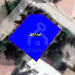 Residential Plot Of 493m2 Available For Sale In A Great Neighborhood In Lakatamia Area