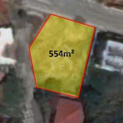 Residential Plot Of 554m2 Available For Sale In Latsia